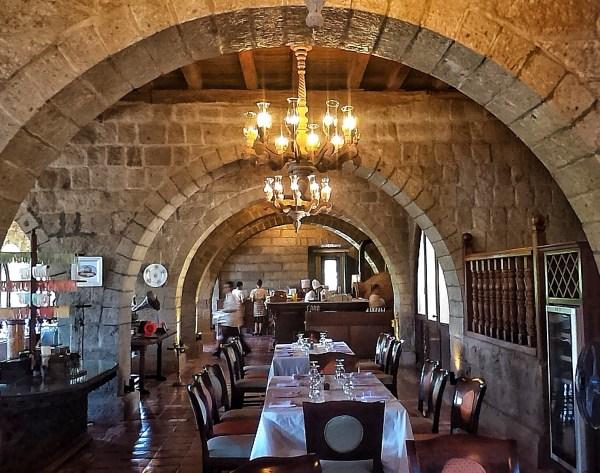 Italian Restaurant at Las Casas Filipinas de Acuzar