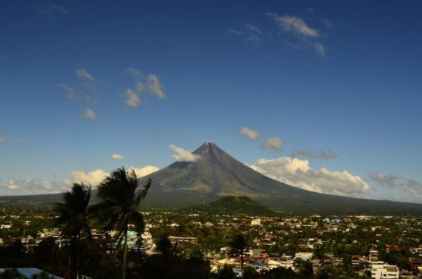 Mayon Volcano Philippines