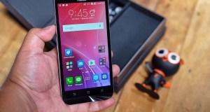 New Zenfone Zoom Smarphone
