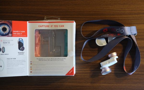 Olloclip 4-in-1 Unboxing