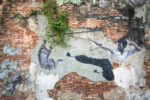 Street Arts Of George Town