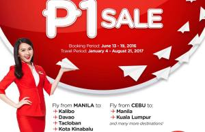 AirAsia Red Hot Piso Fare is Back