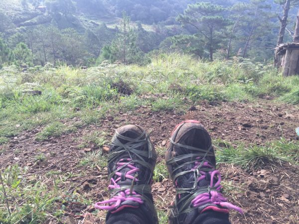 Hang in there shoes - Glaiza Advincula
