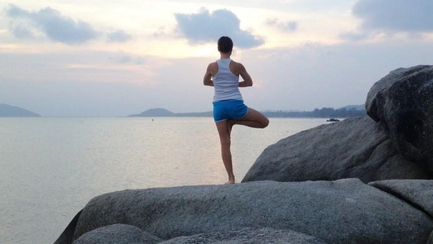 Health and Fitness Yoga