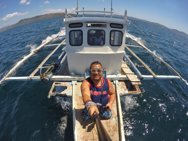 Island Hopping in Bulalacao