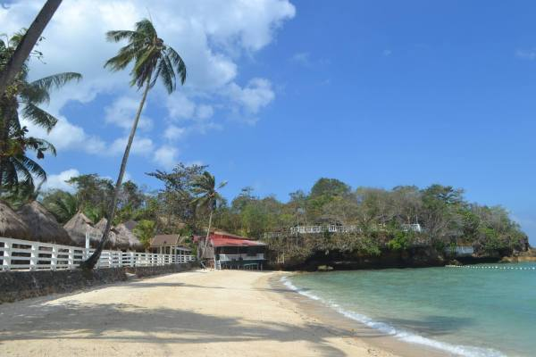 Alobijod Cove Resort in Guimaras