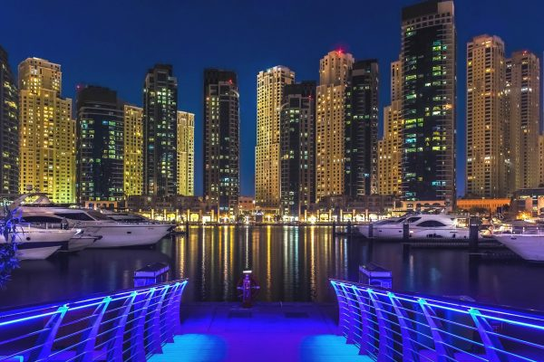 Dubai Marina - Vacation in Dubai