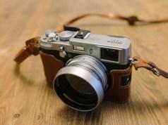 Fujifilm Mirrorless Compact Camera