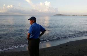 Mar Roxas in Mindoro
