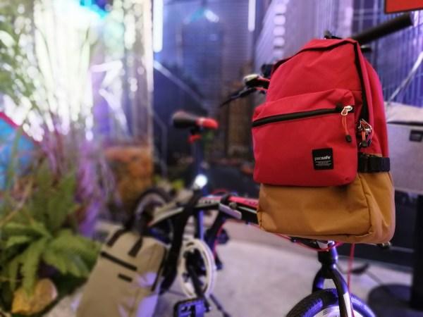 New Pacsafe Bags