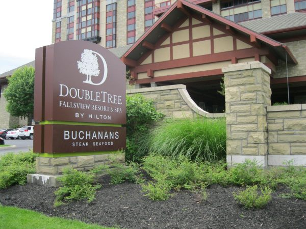 Double Tree Fallsview Resort and Spa by Hilton