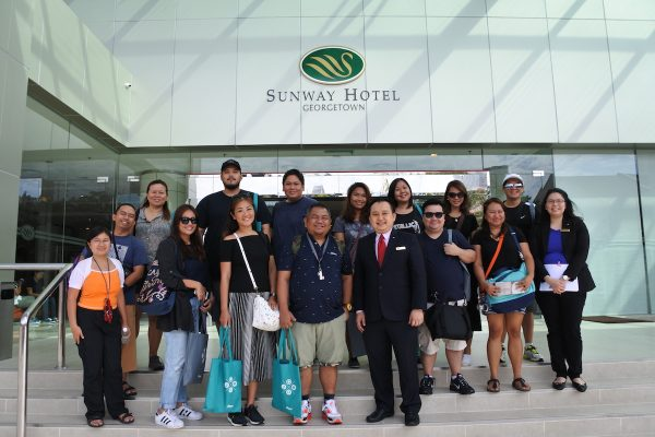 Pinoy Bloggers in Penang Malaysia