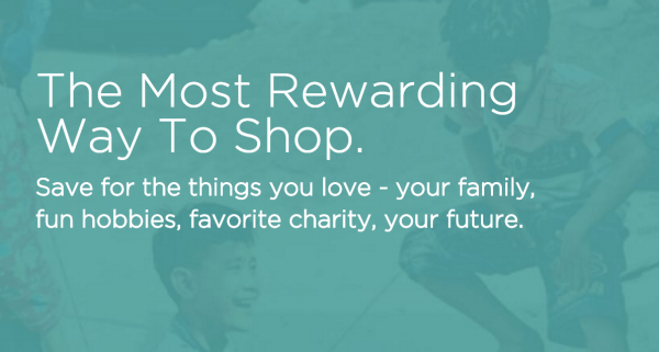 The Most Rewarding Way to Shop
