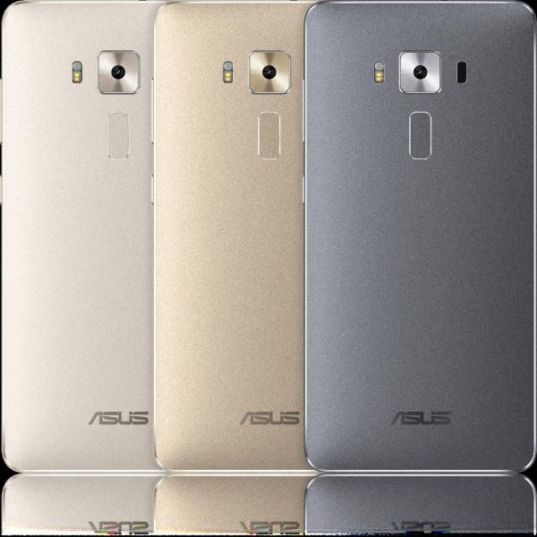 Zenfone 3 Deluxe colors