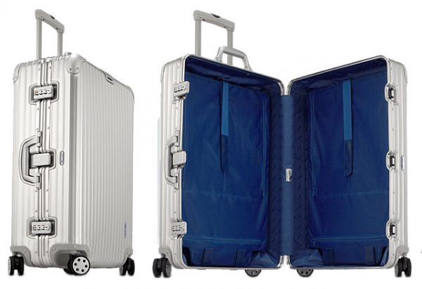 rimowa topas multiwheel luggage