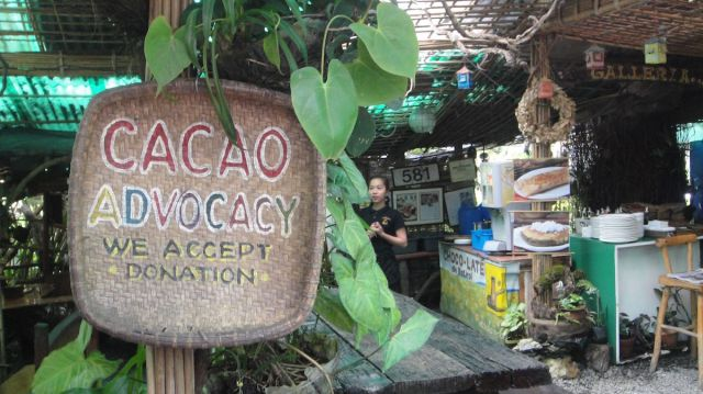 A charming invitation for cacao advocacy