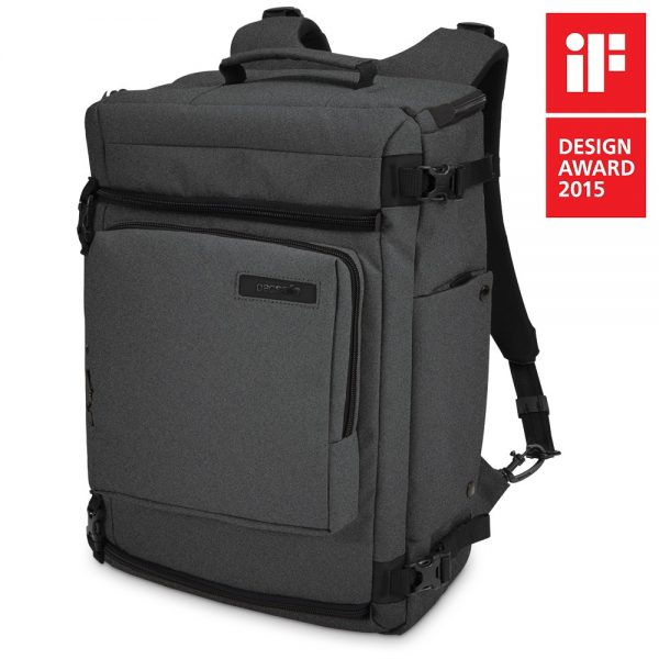 "Camsafe® Z25 anti-theft camera & 15"" laptop backpack"