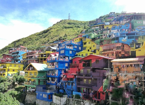 Colorful Houses near Baguio City Top 15 Best Hotels in Baguio City for 2018