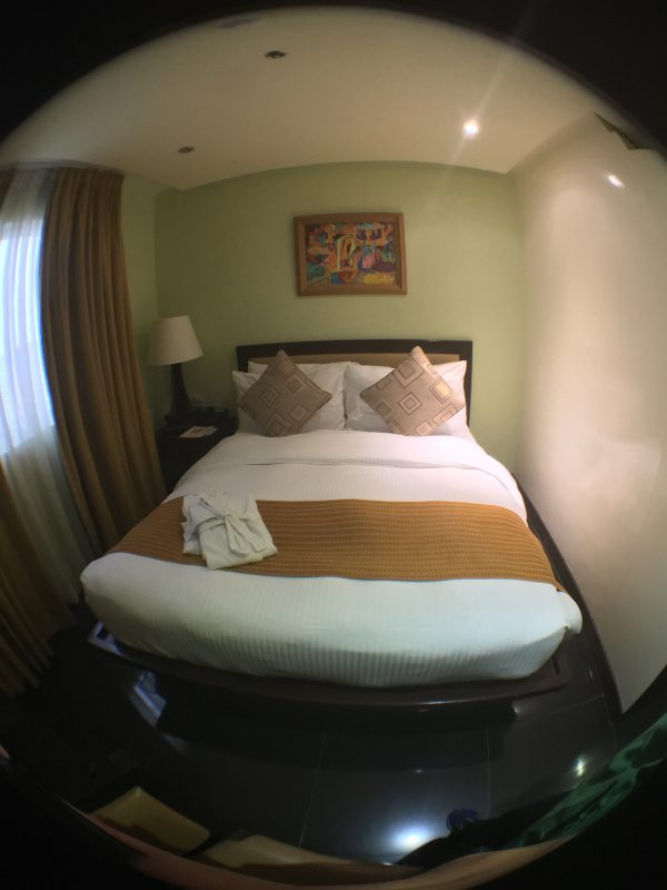 The Superior Room (At par with usual European 3-star rooms