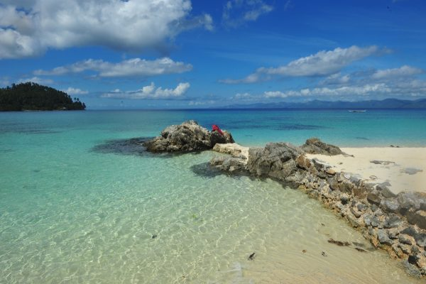 Tiamban Beach in Romblon Island