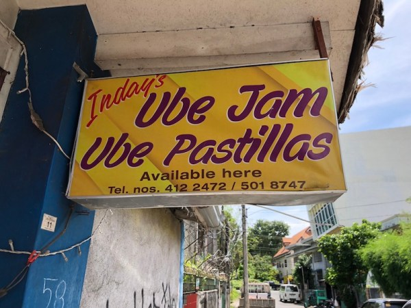 Ube Jam and Ube Pastillas Bohol Travel Guide