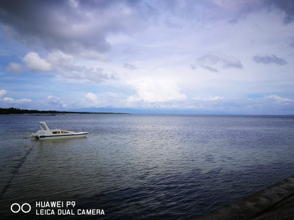 Boat to Dumaguete