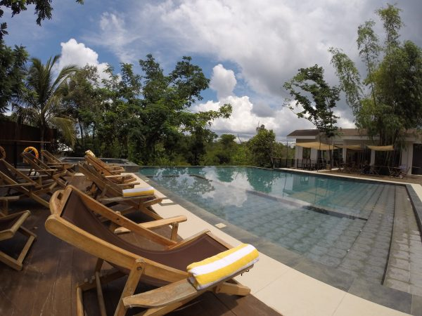 Infinity Pool at the Funny Lion