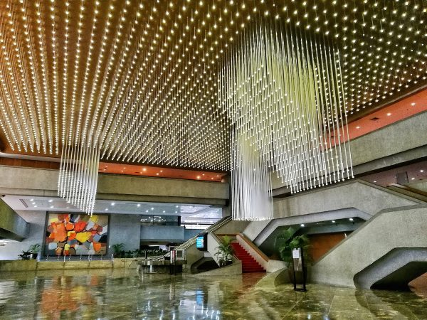 The Beautiful PICC Lobby