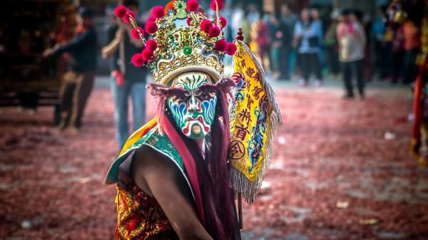 Festival in Taiwan