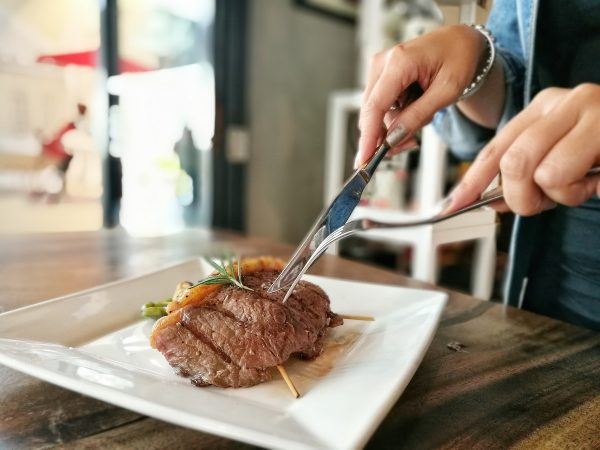 Josper Grilled Beef strip-loin