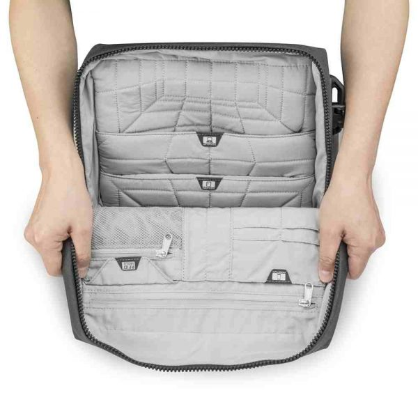 Pacsafe Intasafe Z500 compartments