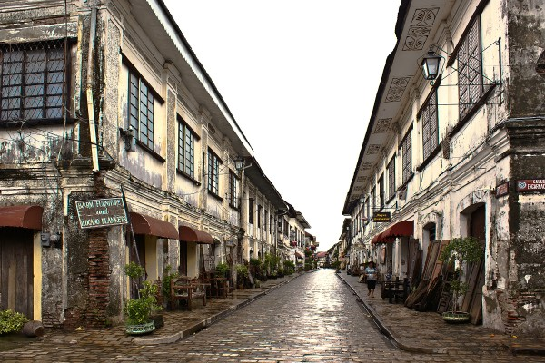 Vigan Travel Guide photo via Wikipedia CC
