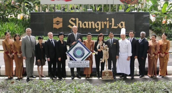 Shangri-La Hotel, Kuala Lumpur Wins Two Prestigious Awards – For Best Business Hotel and Best City Hotel