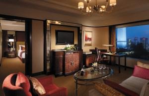 Shangri-la Hotel in Kuala Lumpur Malaysia