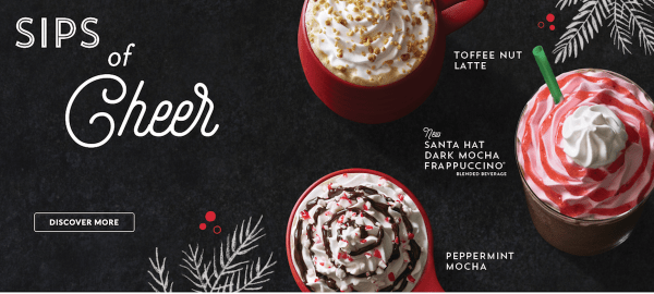 Try these Starbucks Christmas Blends to avail Starbucks Philippines 2017 Planner