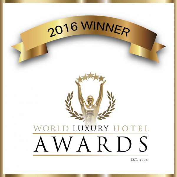 2016 World Luxury Hotel Awards