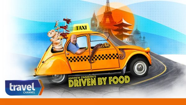 Andrew Zimmern Driven by Food Show