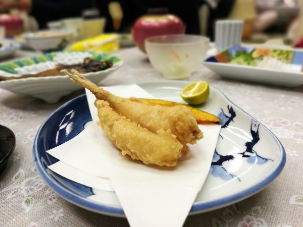 Blowfish Tempura