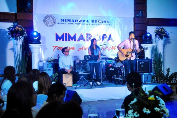 Myk Perez, The Voice of the Philippines season 1 alumna, is a native of Puerto Princesa.