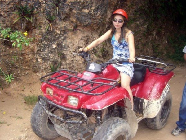 Katharina - ATV Adventure