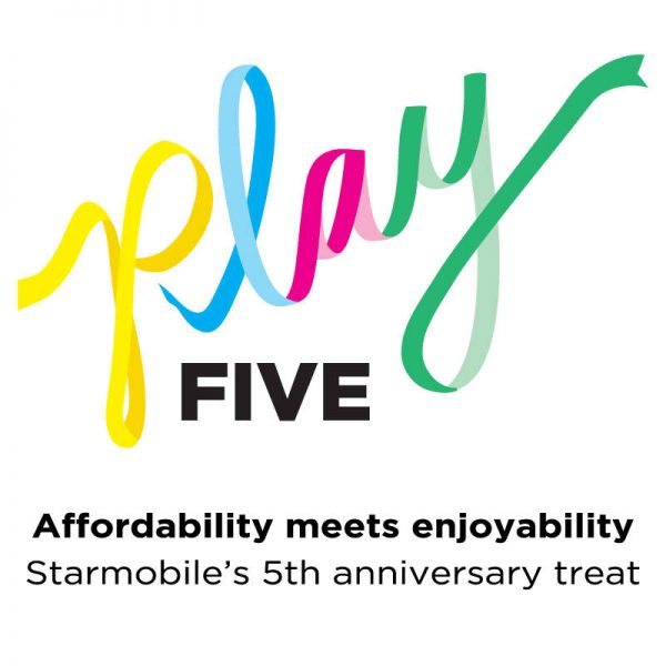 Starmobile Play Five Affordable Smartphone