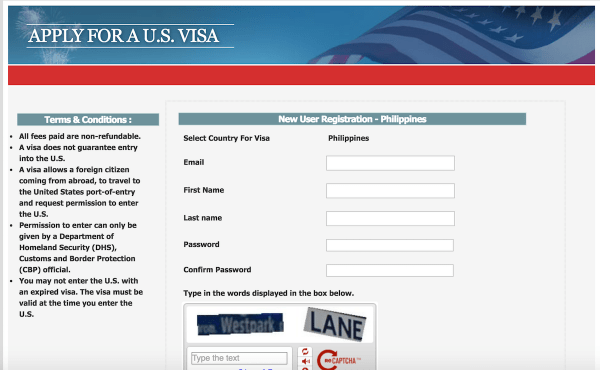 US Visa Application Guide for Filipino Travelers