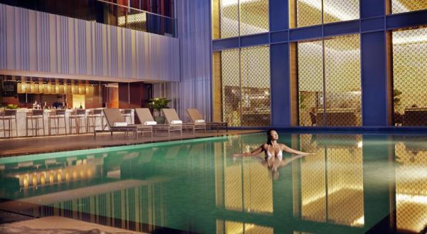 Mandarin Orchard Singapore Hotel