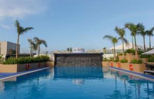 Novotel Manila Araneta Center Pool