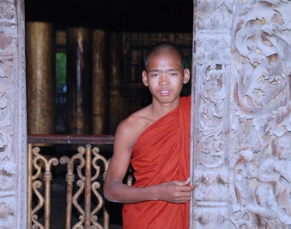 Friendly Locals in Myanmar