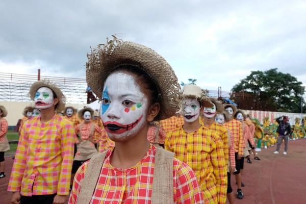 Bambanti Festival Street Dance Contingent