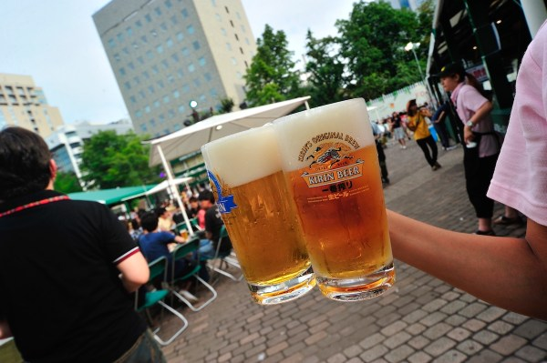 Beer Hunt in Sapporo Travel Guide