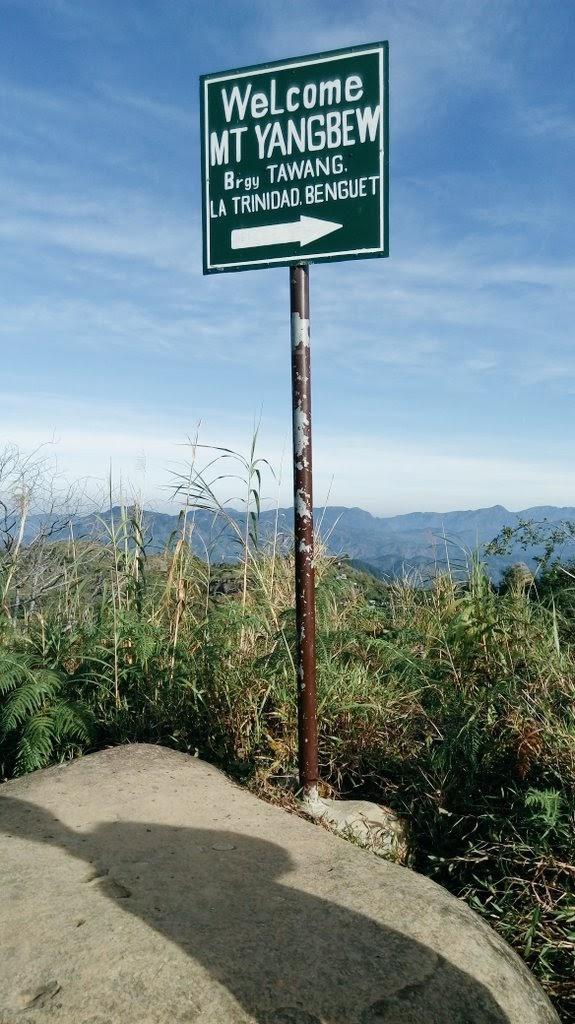 Mt. Yangbew