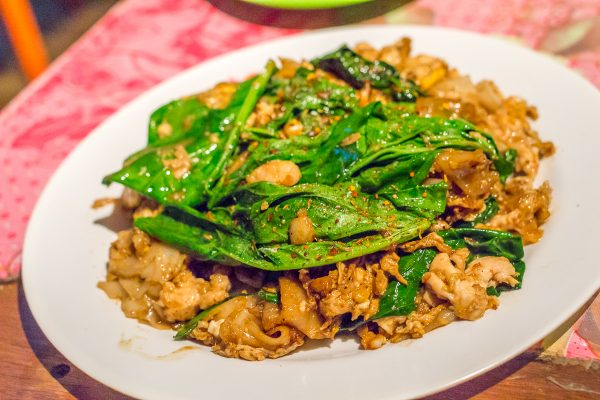My new favourite: Pad See Ew