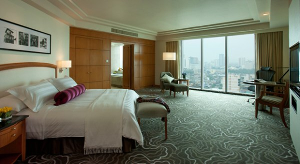 Pan Pacific Manila Luxury Hotels